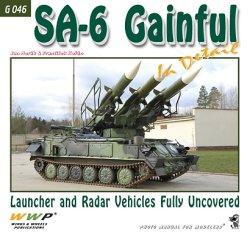 画像1: WWP [G046]SA-6 ゲインフル 対空ミサイル/レーダー車 ディティール写真集