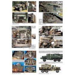 画像1: WWP [G012] 米 M35A2トラック ディティール写真集