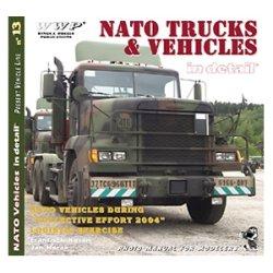 画像1: WWP [G013] NATO軍車両&トラック ディティール写真集