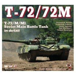 画像1: WWP [G014] 露 T-72/72M主力戦車 ディティール写真集