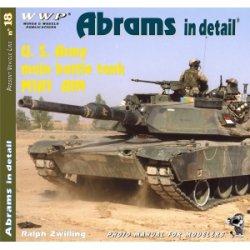 画像1: WWP [G018] 米 M1A1AIM エイブラムズ 主力戦車 ディティール写真集