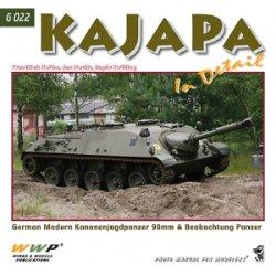 画像1: WWP [G022] 独 KAJAPA 駆逐戦車  ディティール写真集