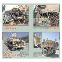 画像2: WWP [G044] WWII M-ATV MRAP ディティール写真集