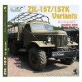 WWP [G009] 露 ZiL-157トラック  ディティール写真集