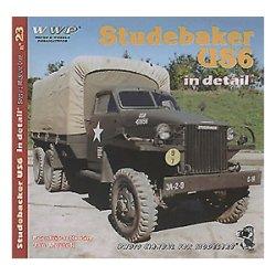 画像1: WWP [R023] WWII米/露 スチュードベーカーUS6トラック ディティール写真集