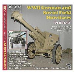 画像1: WWP [R025]WWII 野砲  ディティール写真集