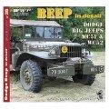 WWP [R028] WWII米 ダッジ ビープ  ディティール写真集