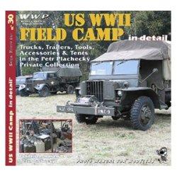 画像1: WWP [R030] WWII米 野戦給食設備  ディティール写真集
