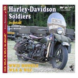 画像1: WWP [R033] WWII米  軍用ハーレー  ディティール写真集