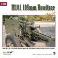 WWP [R048] WWII米 M101A1 105mm榴弾砲  ディティール写真集