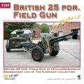 WWP [R049] WWII英 25ポンド榴弾砲  ディティール写真集
