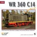 WWP [R050] WWII独 WR360 C14 ディーゼル機関車 ディティール写真集