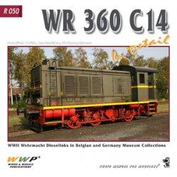画像1: WWP [R050] WWII独 WR360 C14 ディーゼル機関車 ディティール写真集