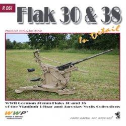 画像1: WWP [R061] WWII独 2cmFlak30/38対空機関砲 ディティール写真集