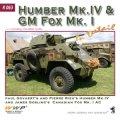 WWP [R063] WWII英 ハンバーMk.IV/GM フォックスMk.I 装甲車  ディティール写真集