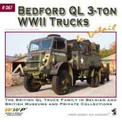 画像1: WWP [R067] WWII英 ベッドフォードQL 3トントラック ディティール写真集