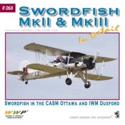画像1: WWP [R068] 航)WWII英 ソードフィッシュ Mk.2/Mk.3 ディティール写真集