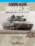 Desert Eagle[No.5]Merkava 3D in IDF Service