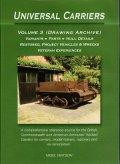 洋書[UC_Vol3]Universal Carriersvol.3 ユニバーサル・キャリア Vol.3 (図面資料付ボックス愛蔵版)