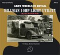 Capricorn Publications[AW08]Hillman 10HP Light Utility ヒルマン 10HP 小型輸送車