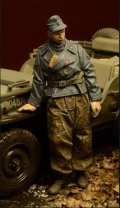 D-Day miniature studio[DD35026] 1/35 武装親衛隊戦車兵 アルデンヌ1944