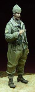 D-Day miniature studio[DD35059]1/35 WWII英 LRDG 兵士 北アフリカ 1940-43