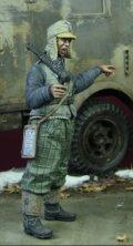 D-Day miniature studio[DD35069]  1/35 WWII独空軍整備監督者(冬季軍装)1942-1945