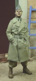 D-Day miniature studio[DD35078]1/35 WWII米 空挺部隊将校 ドイツ1945