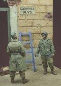 "D-Day miniature studio[DD35079]1/35 WWII米 米兵2体セット ""ルーズベルト大通り"" ドイツ1945"