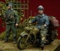 D-Day miniature studio[DD35084]1/35 WWII独 ヘルマンゲーリング師団 兵士セット(2体セット)