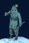 D-Day miniature studio[DD35005] 1/35 WWII 独 武装親衛隊擲弾兵 防寒服着用 東部戦線1943-1945