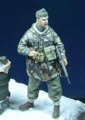 D-Day miniature studio[DD35008] 1/35 WWII ハンガリー 聖ラースロー師団将校 ハンガリー1945