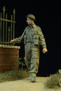 D-Day miniature studio[DD35013] 1/35 WWII 英/英連邦歩兵 行軍中 1942-1945