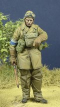 D-Day miniature studio[DD35092]1/35 WWII英 バイク伝令兵 フランス1940