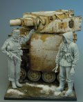 Darius Miniatures[DM35017]1/35 ダイオラマベース 17 60x60 mm