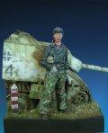 Darius Miniatures[DMF35002]1/35 WWII独 武装親衛隊 古参兵 東部戦線 #1