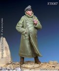Darius Miniatures[DMF35007]1/35 WWII独 武装親衛隊将校