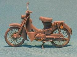 画像4: ダイオパーク[DP35007]C100 民生バイク (1958年型)