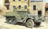ドラゴンモデル[DR6332]1/35 WW.II アメリカ軍 M3A1 ハーフトラック 3in1