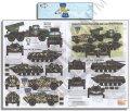 Echelon[D356230]1/35 ウクライナ軍のAFV(ウクライナ・ロシア危機)Part.8:BMD-1, BRDM-2 & BM-21