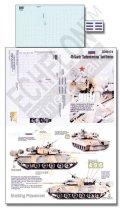 Echelon[D356174]第4親衛戦車師団のT-80Uデカールセット