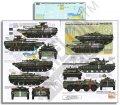 Echelon[D356193]ウクライナのAFV(ウクライナ・ロシア危機)Part.1:BMP-1,BMP-2&T-64BV