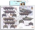 Echelon[D356204]ノヴォロシア連邦のAFV(ウクライナ・ロシア危機)Part.7:BTR-80&BMP-2