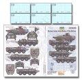 Echelon[D356206]ウクライナ軍の汎用車両番号とエンブレム