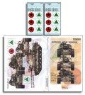 Echelon[D356242]1/35 リフォージャー演習の仮想敵部隊標識マーク