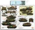 Echelon[D356244]1/35 ウクライナ軍のAFV(ウクライナ・ロシア危機)Part.11 BRDM-2,T-64,シルカ