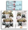 Echelon[D356246]1/35 WWII独 戦争初期のドイツ軍用車両