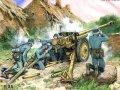 ICM[ICM35801] 1/35 独・7.62cmPak36(r)対戦車砲&ドイツ砲兵4体セット
