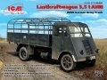 ICM[ICM35416] 1/35 ルノー AHN 3.5t ドイツ アーミートラック