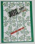 JOEFIX[JF254]オークの葉(緑)